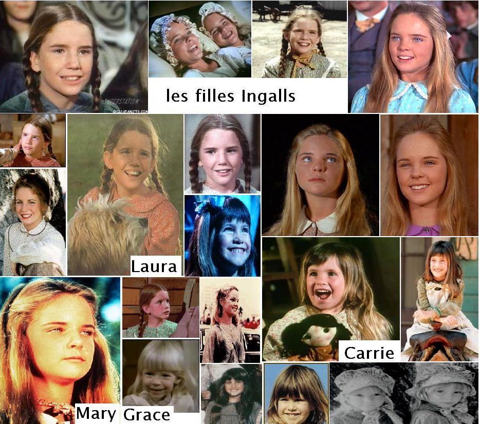Les filles Ingalls