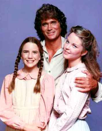 Charles et ses filles